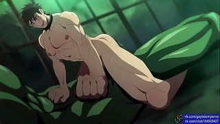 Gay anime porno Best Gay